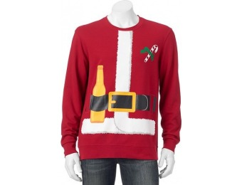 76% off Men's Santa Suit Christmas Sweatshirt