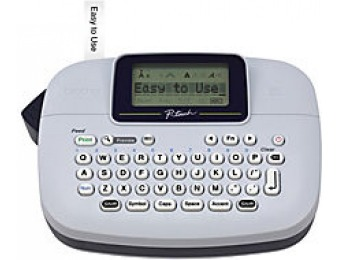 67% off Brother P-touch Electronic Label Maker, PTM95