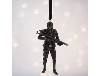 76% off Imperial Death Trooper Sketchbook Ornament