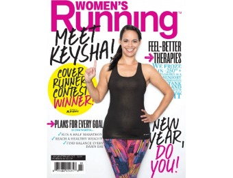 90% off Women's Running Magazine Subscription