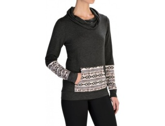 59% off Threads 4 Thought Liana Cowl Neck Shirt