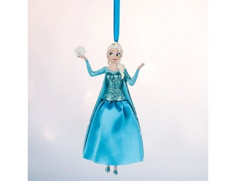 76% off Elsa Sketchbook Ornament