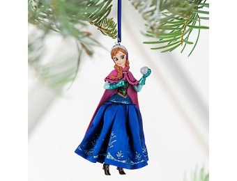76% off Anna Sketchbook Ornament