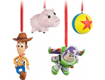 75% off Toy Story Sketchbook Minis Ornament Set