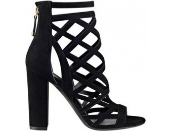65% off Guess Eriel Caged Heels