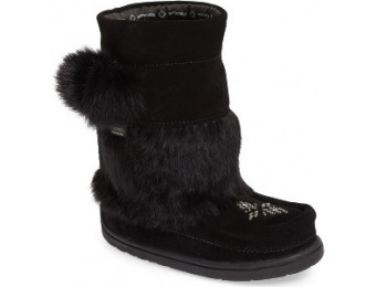 73% off Girl's Manitobah Mukluks Snowy Owlet Boot