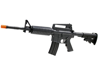 63% off Mini M4A1 Assault Rifle Collapsible Stock Airsoft Gun