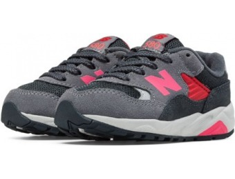 64% off New Balance 580 Infant Girls Shoes - KL580GOI