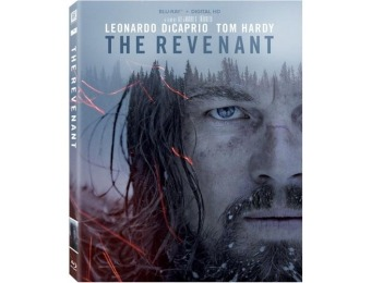 75% off The Revenant (Blu-ray + Digital HD) (With INSTAWATCH)
