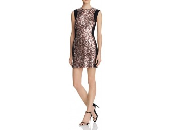 78% off French Connection Lunar Sequin Dress