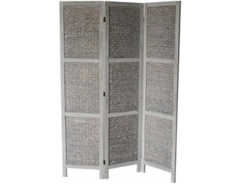 67% off Milton Green Zane 3 Panel Room Divider