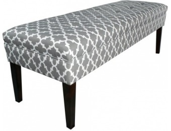47% off MJL Designs Kaya Fulton Bench Storm