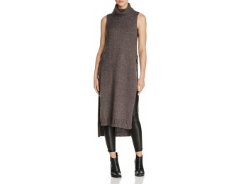 78% off Rd Style Sleeveless Turtleneck Tunic Sweater