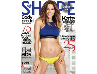 92% off Shape Magazine Subscription
