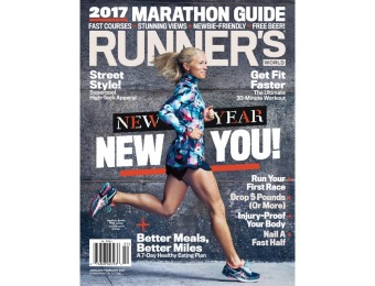 87% off Runner's World Magazine