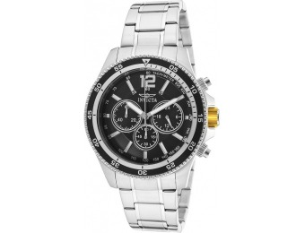 92% off Invicta 13973 Men's Specialty Chrono SS Watch