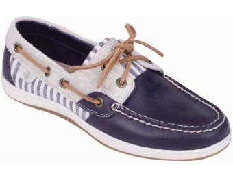 67% off Sperry Women's Koifish Stripe Boat Shoe