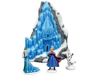 79% off Disney Pre-Lit Frozen Figurine with Lights 4056424L