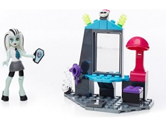 79% off Mega Bloks Monster High School Teen Scream Salon Set