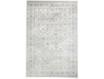 50% off Made In Turkey Soft Pile Vintage Inspired Area Rug