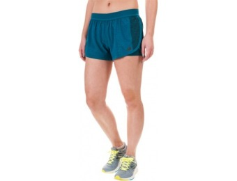 69% off New Balance Mixed Media Shorts For Women