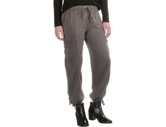 75% off L'atelier Drawstring Cargo Pants (For Women)