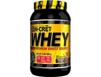 50% off ConCret Whey Protein