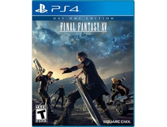 42% off Final Fantasy XV Day One Edition - PlayStation 4