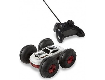 65% off The Black Series Radio Controlled Flip Stunt Rally Car