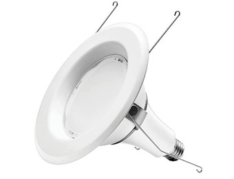 43% off Philips 418772 15W LED Dimmable Recessed Downlight
