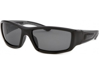 90% off Invicta Men's Rectangle Black Sunglasses