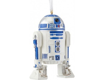 81% off Disney Star Wars R2-D2 Ornament