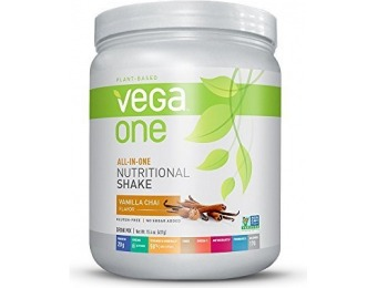 50% off Vega One All-in-One Nutritional Shake, Vanilla Chai
