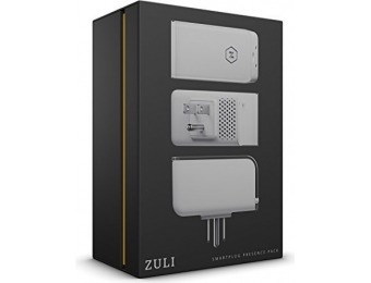 72% off Zuli Smartplug: Smart Home Control 3-Pack