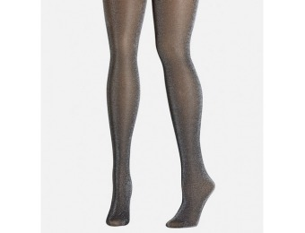 84% off Avenue Plus Size Shimmer Tights
