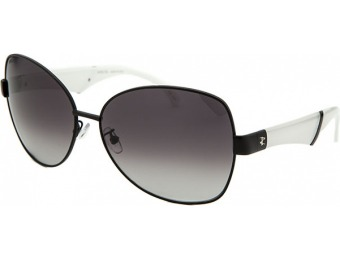 87% off Invicta Women's Reserve Butterfly Black Sunglasses