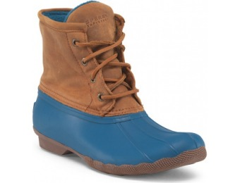 76% off Sperry Saltwater Storm Duck Boots