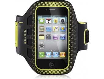 88% off Belkin EaseFit Sport Armband for iPhone 4S