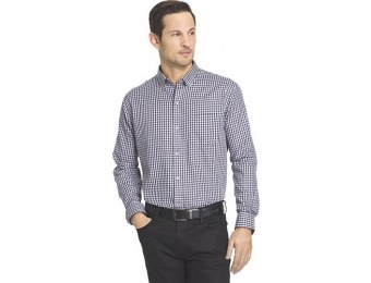 49% off Big & Tall Van Heusen Classic-Fit Button-Down Shirt