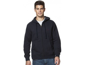 50% off Men's Chaps Classic-Fit Fleece Hoodie