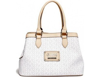 51% off G by GUESS Proposal Logo Satchel