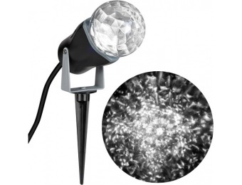 85% off LightShow Swirling LED Kaleidoscope Christmas Projector