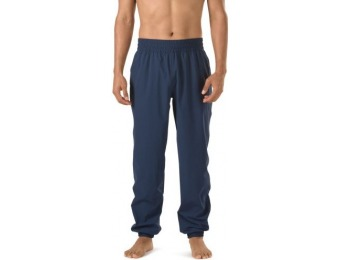 60% off Speedo Male Warm Up Pants,Navy