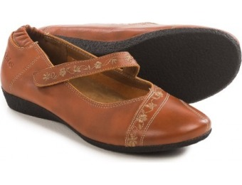 53% off Taos Footwear Grace Mary Jane Shoes - Leather (For Women)