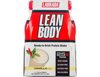66% off Lean Body On the Go Protein Shake