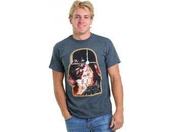 71% off Mens Star Wars The Jedi Tee
