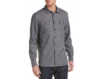 55% off Jachs Flannel Classic Fit Woven Men's Shirt