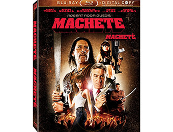 73% off Machete (Blu-ray + Digital Copy)