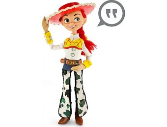40% off Disney Jessie Talking Figure - 15""