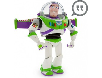 40% off Disney Buzz Lightyear Talking Figure - 12""